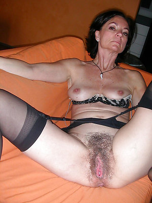 porn pics of  mature hairy bush