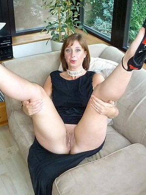 naught naked mature women with regard to high heels