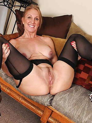 naughty mature milf in heels