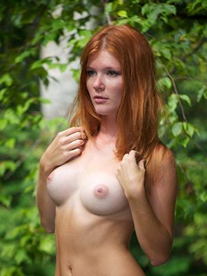 redhead matures Bohemian porn