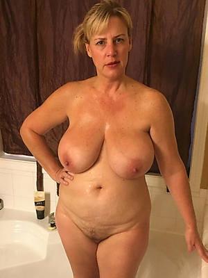 superb mature puffy tits nude pics