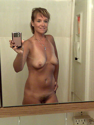 wonderful mature self shots