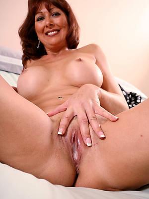 sexy hot mature milf creampie
