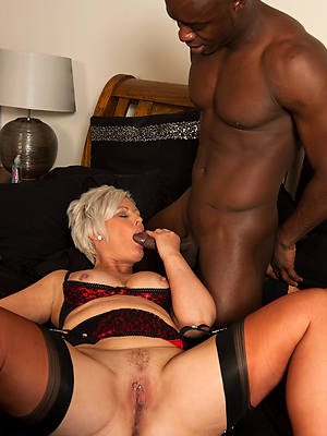 sexy hot interracial mature
