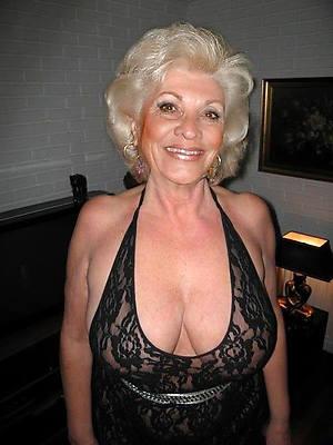 naught mature granny pic