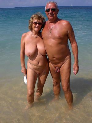 amateur mature couple stripped