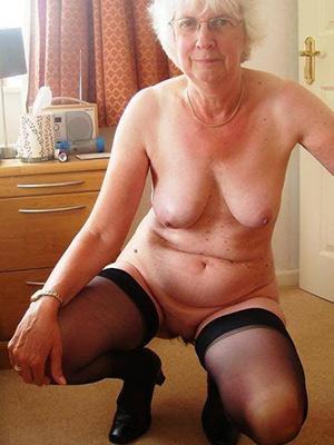 porn pics of granny column nude