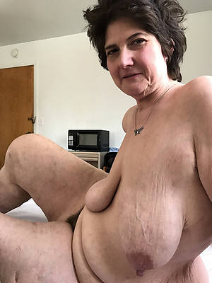 wonderful mature hairy saggy pics