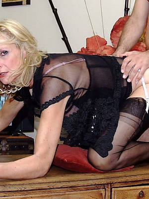 low-spirited hot mature amateur sex
