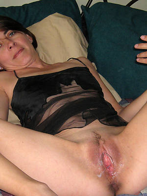 fantastic mature gradual creampie nude pics