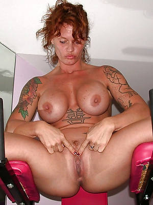 hotties mature women with tattoos porn images