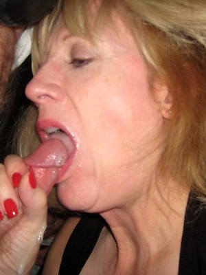 porn pics of homemade mature blowjob
