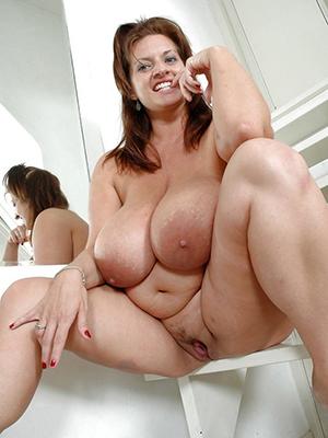 hotties fat mature photos