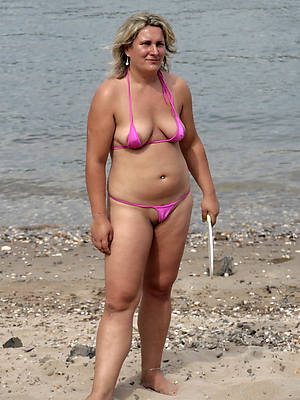 mature extreme bikini perfect body