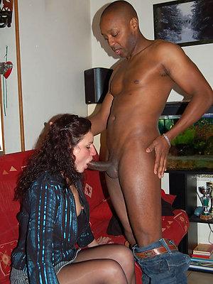 homemade interracial mature porn