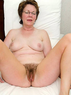 mature with glasses tits pics