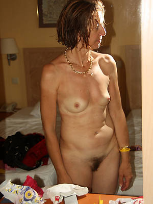 naked mature women with small tits stripped