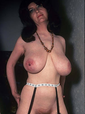 vintage porn mature titties scanty