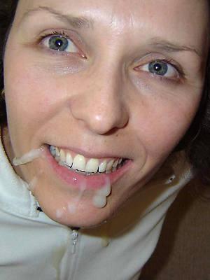 mature women facials slut pictures