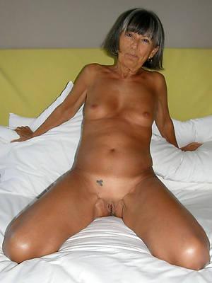 elegant big pussy granny stripped