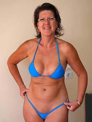slutty mature moms in bikinis