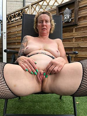 xxx overt tattoed old women