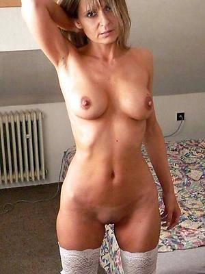 naked european mature perfect body