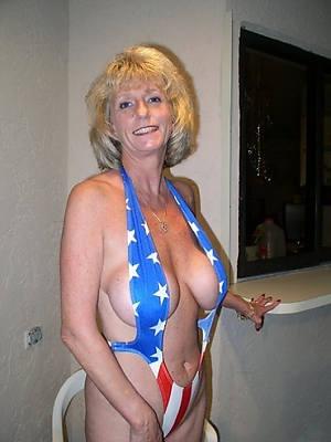 hot matures in bikinis posing nude