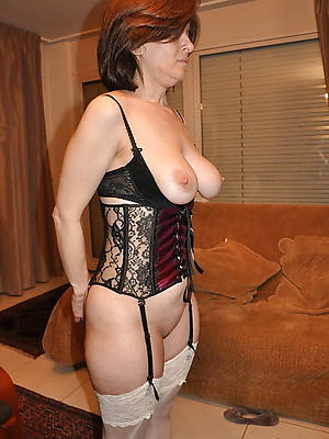 mature womens lingerie hot porn
