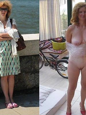 reality mature dressed unadorned photo
