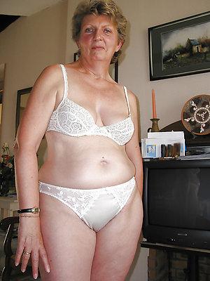 homemade mature ladies in underwear