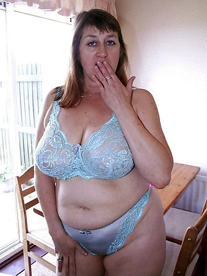 beautiful amateur mature lingerie