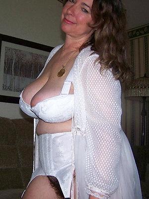 wonderful amateur mature lingerie