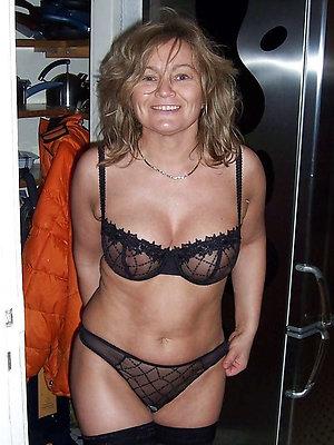 nasty mature lingerie erotic photos