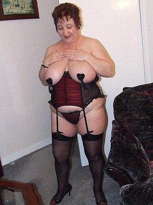 beautiful adult milf undergarments
