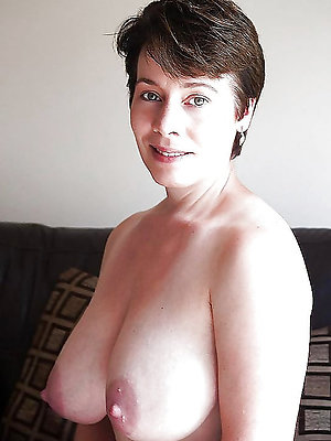 fantastic mature puffy nipples