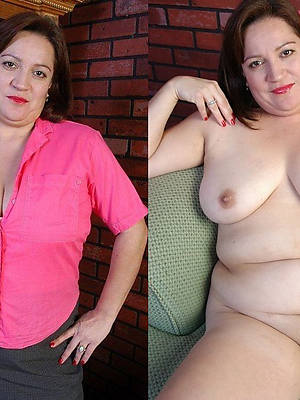 reality mature wives dressed undressed