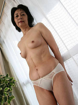 hot hatless of age asian mom undecorated pics