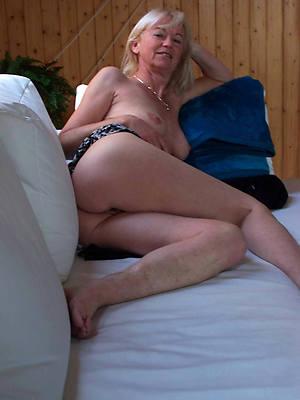 sexy grey women mature shorn