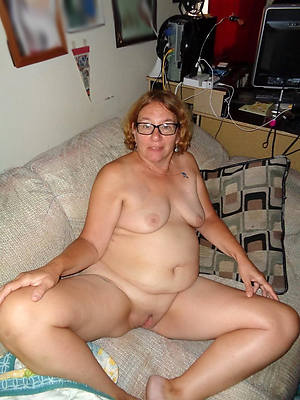 hot naked mature granny film over