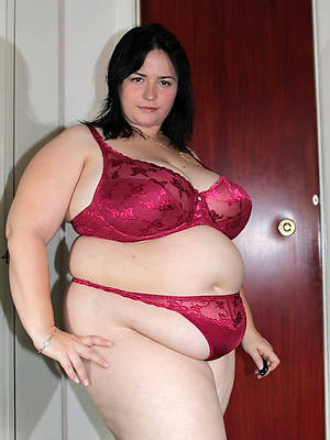 naked pics of thick mature