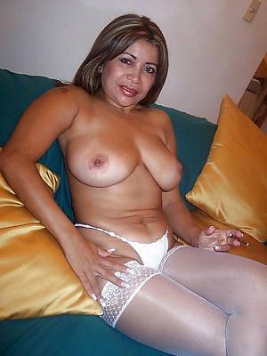 reality grown-up latina pair nude pics