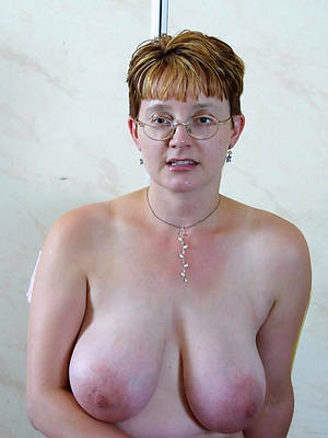 mature glasses porn and venerable pussy