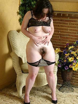 unshaved mature women having mating
