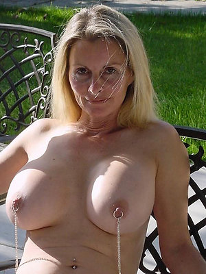 slutty mature women with big nipples