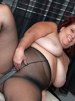 super-sexy mature pussy in pantyhose