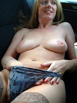 naked of age women in panties