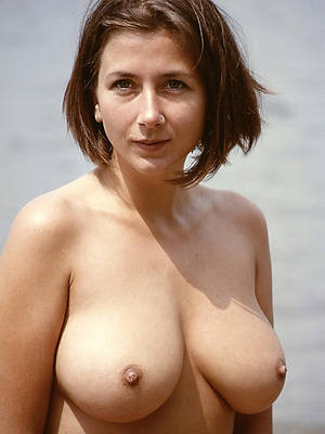 naked puffy mature nipples pics
