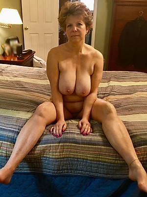 60 plus mature shows pussy
