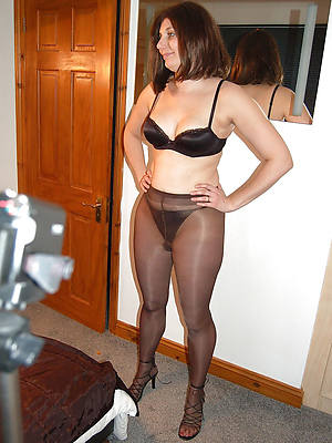 mature nylons high def porn